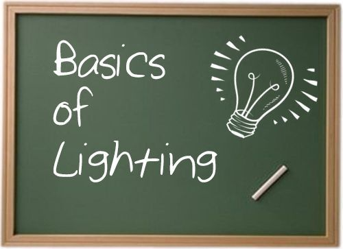 Basics of Lighting - Glossary & Tips