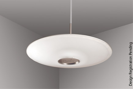 Eclipse - LED pendant ceiling light