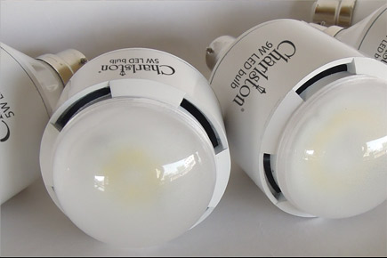 Energy saver B22 base LED lamps