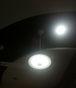 Eclipse - 10W LED Pendant Light