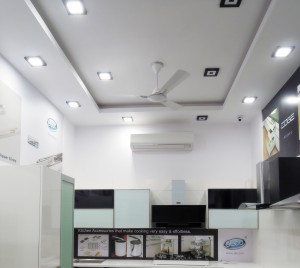 Cubie - 8W LED Downlight